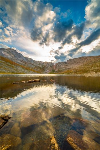 Summit Lake, Mt Evans II by Scott Smith Photos