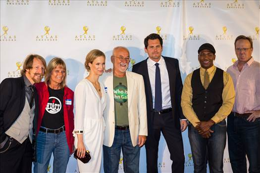 Cast of Atlas Shrugged: Who is John Galt at the Vegas Premiere No 5 by Scott Smith Photos