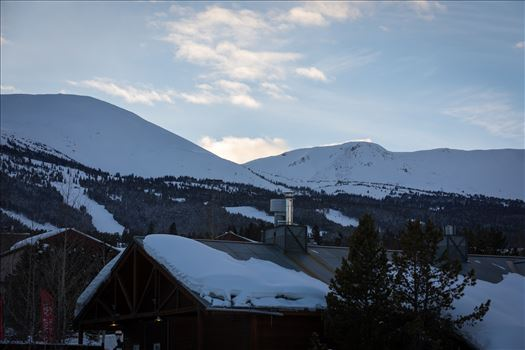 Breckenridge in Wintertime 04 by Scott Smith Photos