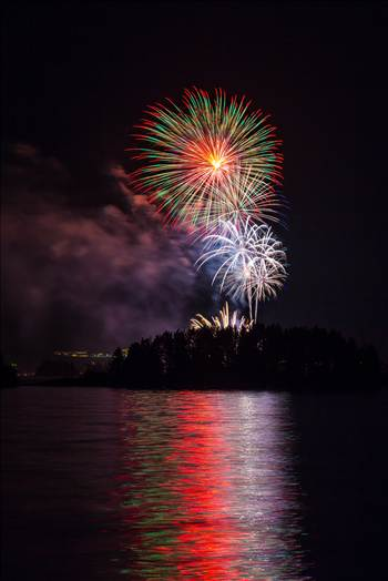 Dillon Reservoir Fireworks 2015 18 by Scott Smith Photos
