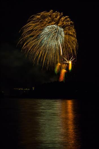 Dillon Reservoir Fireworks 2015 25 by Scott Smith Photos