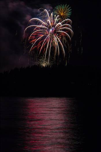 Dillon Reservoir Fireworks 2015 37 by Scott Smith Photos