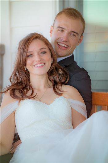 Bride and Groom - Anna and Dylan No 3 by Scott Smith Photos