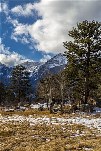 Winter at Bear Lake Road by Scott Smith Photos