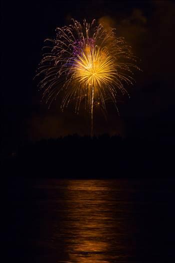 Dillon Reservoir Fireworks 2015 57 by Scott Smith Photos