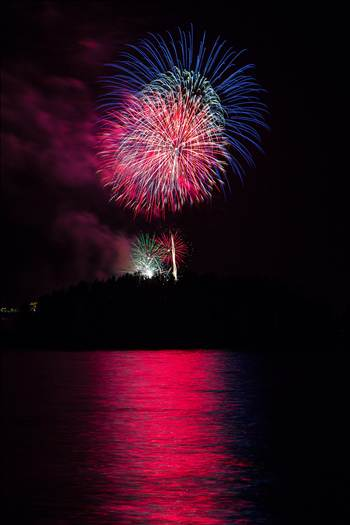 Dillon Reservoir Fireworks 2015 38 by Scott Smith Photos