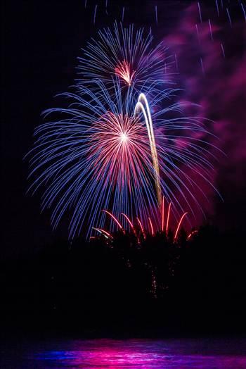 Dillon Reservoir Fireworks 2015 8 by Scott Smith Photos