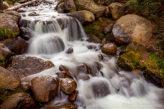 Mt Evans Waterfall by Scott Smith Photos