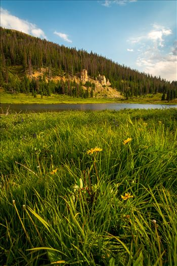 Poudre Lake by Scott Smith Photos