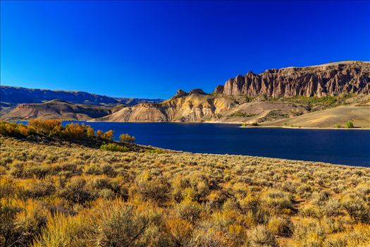 Dillon Pinnacles and Gunnison River by Scott Smith Photos