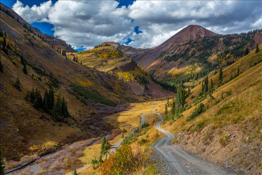 Mount Baldy from Washington Gulch by Scott Smith Photos