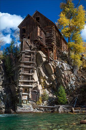 Crystal Mill, Colorado 05 by Scott Smith Photos