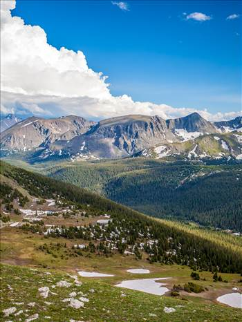 Rocky Mountain National Park 1 by Scott Smith Photos