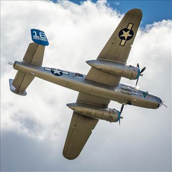 North American B-25B Mitchell 3 by Scott Smith Photos