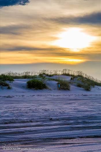 Sunset Dunes No 2 by Scott Smith Photos