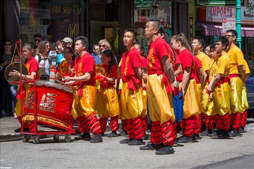 Chinatown Street Performance by Scott Smith Photos
