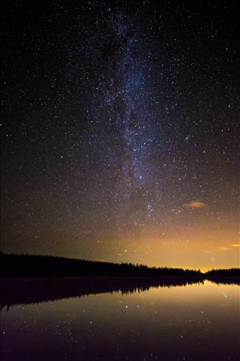 Milky Way over Brainard Lake by Scott Smith Photos
