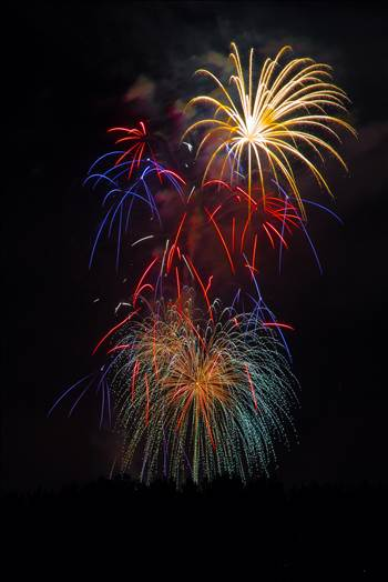 Dillon Reservoir Fireworks 2015 12 by Scott Smith Photos