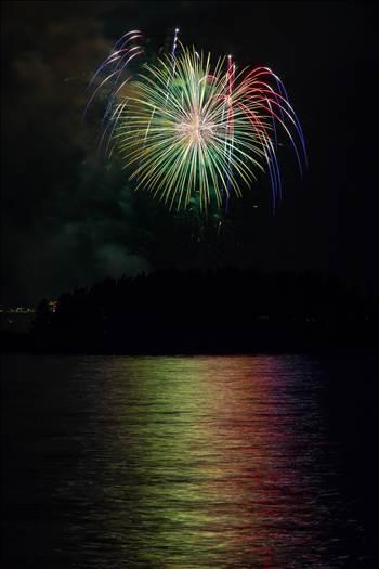 Dillon Reservoir Fireworks 2015 49 by Scott Smith Photos