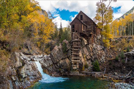 Crystal Mill, Colorado 03 by Scott Smith Photos
