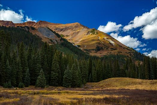 Mount Baldy - Mount Baldy from Gothic Road, north of Crested Butte.
