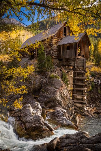 Crystal Mill No 2 by Scott Smith Photos