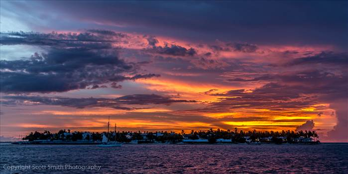 Island Evening by Scott Smith Photos
