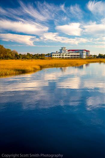 Charleston Harbor Resort and Marina by Scott Smith Photos