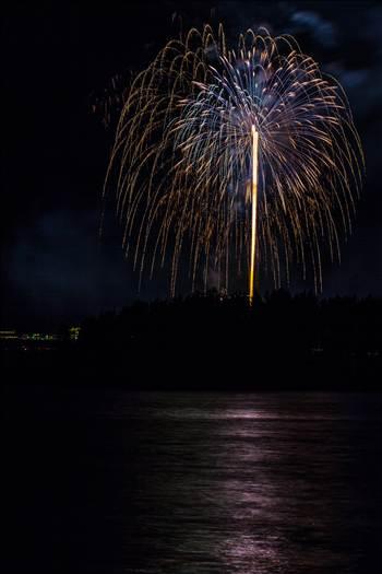 Dillon Reservoir Fireworks 2015 53 by Scott Smith Photos