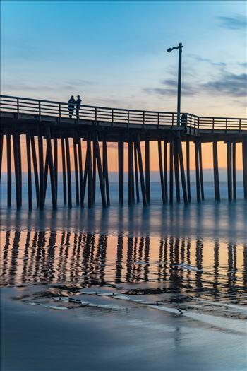 Pismo Beach Pier 3 by Scott Smith Photos