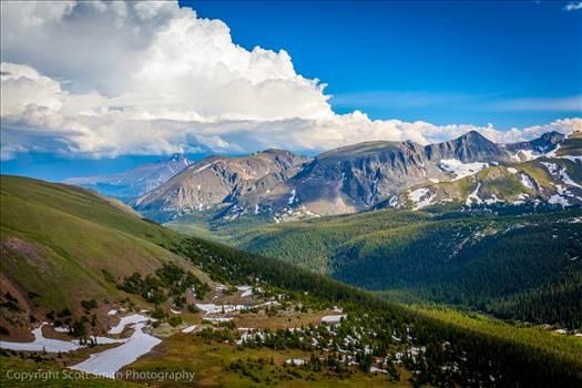 Rocky Mountain National Park 9 by Scott Smith Photos