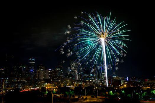 Elitch's Fireworks 2016 - 11 by Scott Smith Photos