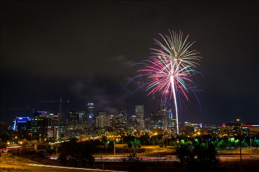Elitch's Fireworks 2016 - 6 by Scott Smith Photos