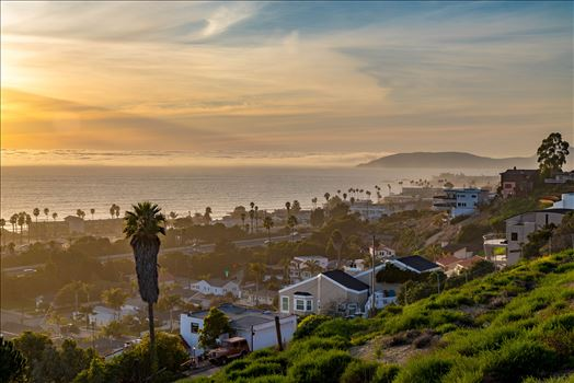 Pismo Beach Sunset 3 by Scott Smith Photos