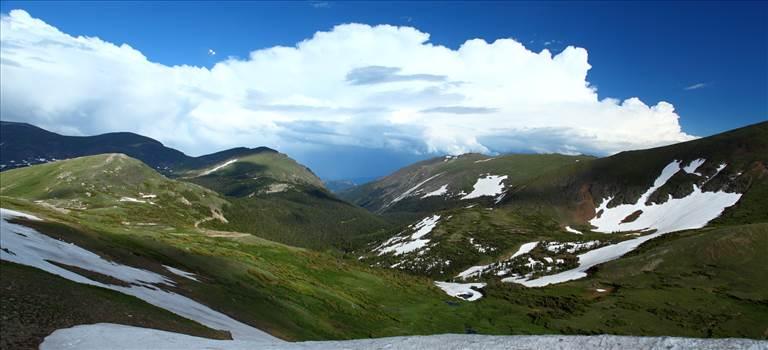 Trail Ridge View by Scott Smith Photos