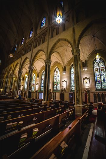 St. Patricks Cathedral 2 by Scott Smith Photos