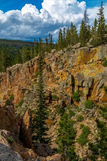 Alberta Falls 2 by Scott Smith Photos