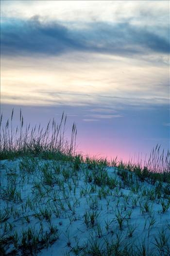 Dune Sunset by Scott Smith Photos