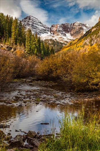 Maroon Bells 4 - The Maroon Bells, Saturday 9/29/17.