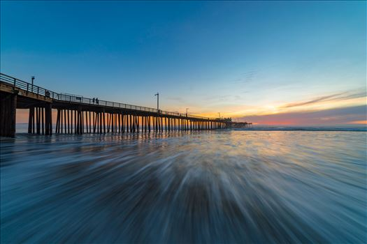Pismo Beach Pier 1 by Scott Smith Photos