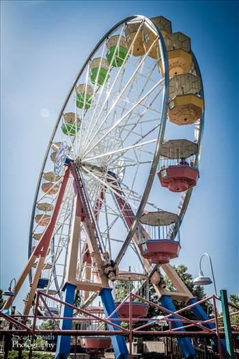 Elitches - Classic Ferris Wheel by Scott Smith Photos