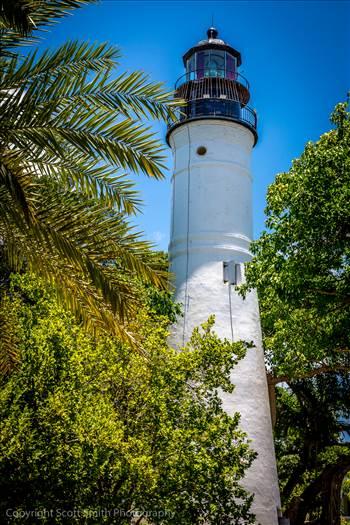 Key West Lighthouse by Scott Smith Photos
