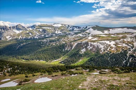 Rocky Mountain National Park 4 by Scott Smith Photos