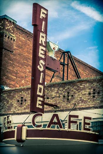 Fireside Cafe by Scott Smith Photos