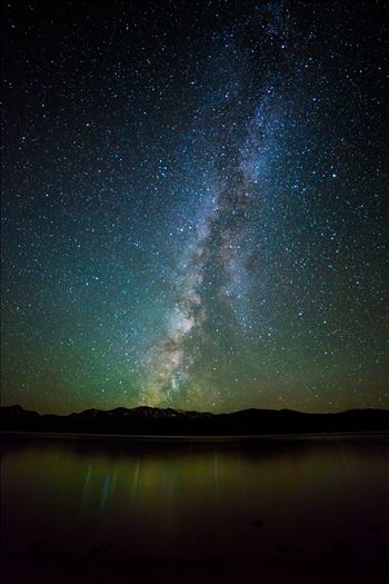 Milky Way at Turquoise Lake by Scott Smith Photos