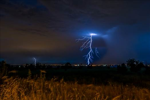 Lightning Flashes 6 by Scott Smith Photos