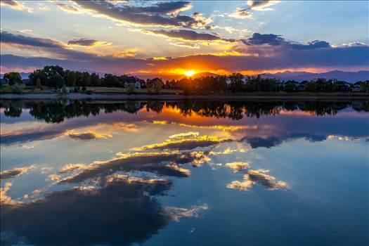 Loveland Sunset II by Scott Smith Photos