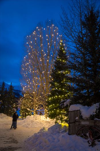 Breckenridge in Wintertime 09 by Scott Smith Photos