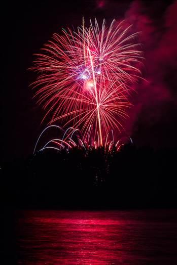 Dillon Reservoir Fireworks 2015 58 by Scott Smith Photos