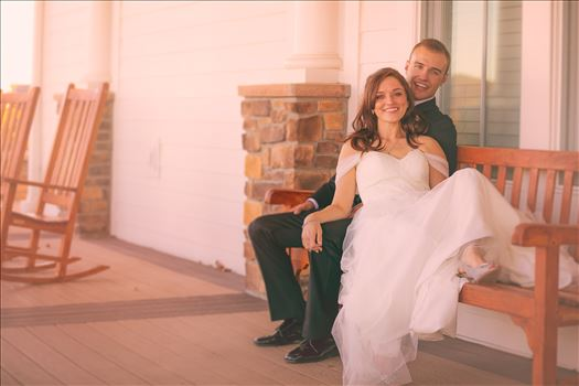 Bride and Groom - Anna and Dylan NO 2 by Scott Smith Photos